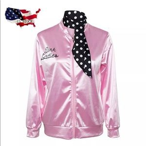 Jackets & Coats - Pink ladies Jacket